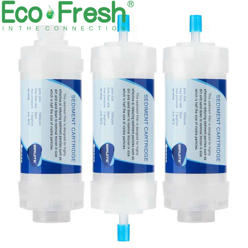 Ecofresh Water filter for Smart toilet seat Smart toilet and shower faucet buy 2 get 1 free