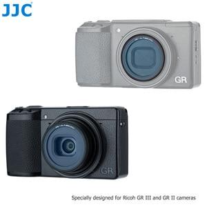 Image 2 - JJC L39 Ultra Slim Multi Coated UV Filter For Ricoh GR III GR II GR3 GR2 GRIII GRII Cameras Optical Glass Camera Lens Filters