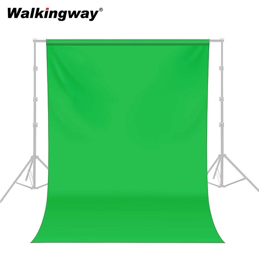 Fundo de fotografia musselina cor sólida pintados à mão tela verde chromakey rugas resistência para estúdio foto vídeo