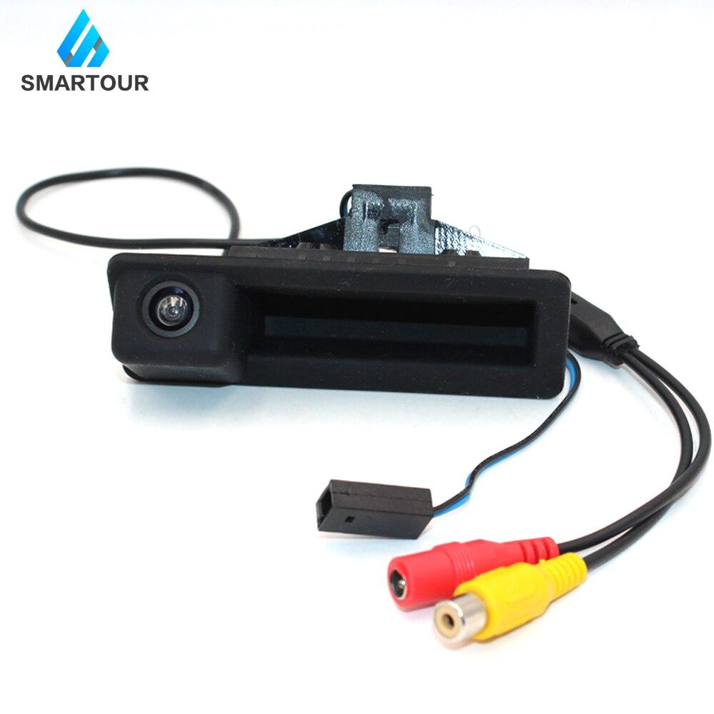 Автомобильная реверсивная камера заднего вида Камера для Bmw 3/5 серии X5 X1 X6 E39 E46 E53 E82 E88 E84 E90 E91 E92 E93 E60 E61 E70 E71 E72
