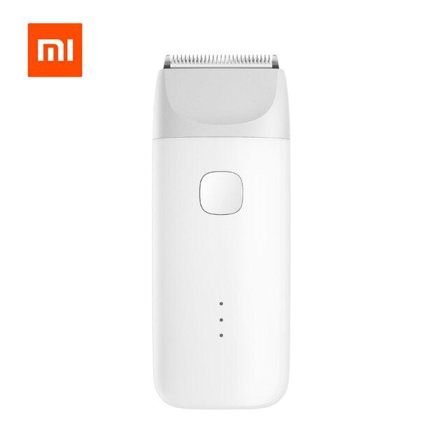 Xiaomi tondeuse à cheveux Mitu électrique sans fil pour hommes, tondeuse à cheveux Rechargeable avec lame ajustable, coupe de cheveux, étanche IPX7