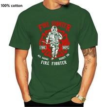 2020 nova moda camisa masculina t fighter fogo, los ângulos bombeiro departamento la eua, américa adulto unisex & camiseta feminina
