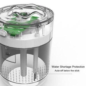 Image 5 - Taşınabilir Mini USB hava nemlendirici 2000mAh pil şarj edilebilir seyahat ev bebek ofis araba uçucu yağ aromaterapi difüzör