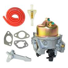 High Performance Motorcycle Carburetor & Fuel Filter & Oil Tube For HONDA GX390 13HP GX 390