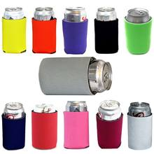 1 PCS Neoprene Cooling Beer Can Cover Drinks Bottle Tin Cooler Sleeve Holder outdoor tools(China)