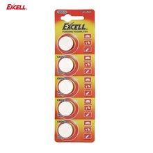 Excel 3V 5 шт./компл. литиевый кнопочный элемент CR2032 Замена таблетка для электронные весы и ключи& Дистанционное Управление
