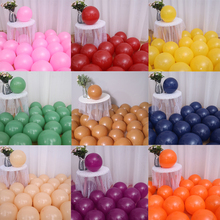 Latex Balloons 10 inch Large Helium Party Balloons for Wedding Birthday Party Supplies Ceremony Decorations 30/50/100 pcs