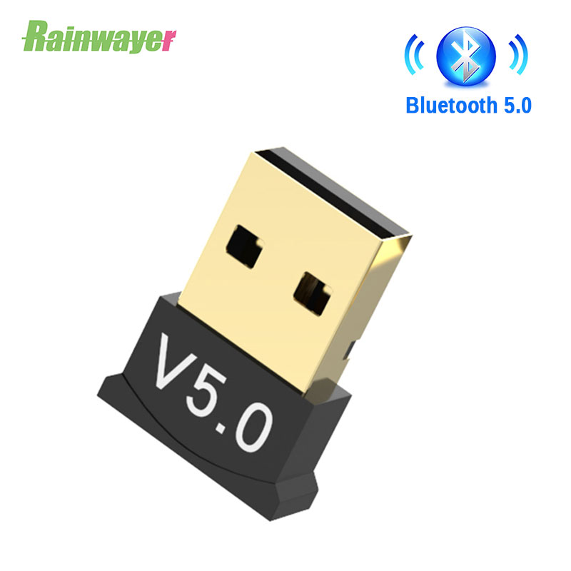 V5.0 USB Bluetooth 5.0 Adapter Transmitter Bluetooth Receiver Audio Bluetooth Dongle Wireless USB Adapter For Computer PC Laptop