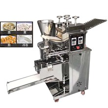 Small New style Stainless steel 304 automatic dumpling samosa making machine dumpling gyoza maker for sale small manual pelmeni dumpling maker machine for home use