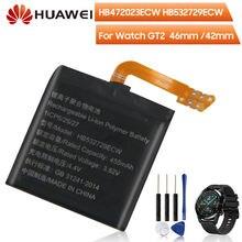 Оригинальная запасная батарея часов hb532729ecw для gt2 46 мм