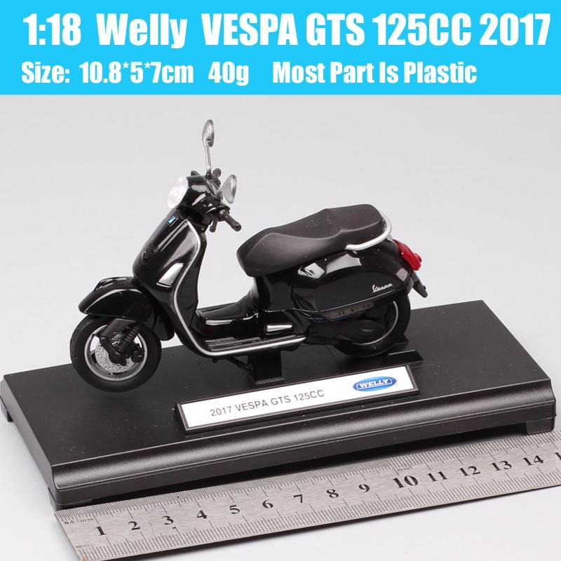 2017 GTS 125cc
