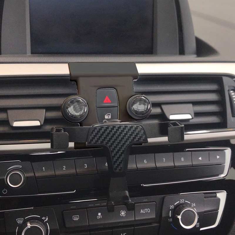 Car Accessories For BMW 1 Series F20 F21 2012 - 2018 2016 2017 Car Air Vent Mount Phone Holder Stable Cradle Smart Phone Stand