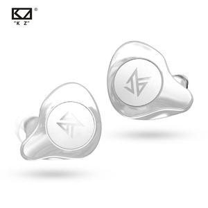 Image 3 - KZ S2 True Wireless TWS Earphones Bluetooth v5.0 Hybrid 1DD+1BA Game Earbuds Touch Control Noise Cancelling Sport Headset