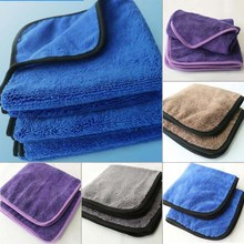 Car Detailing Washing-Towel Microfiber Car-Clean-Cloth Dust-Cleaning Auto-Body-Care Soft