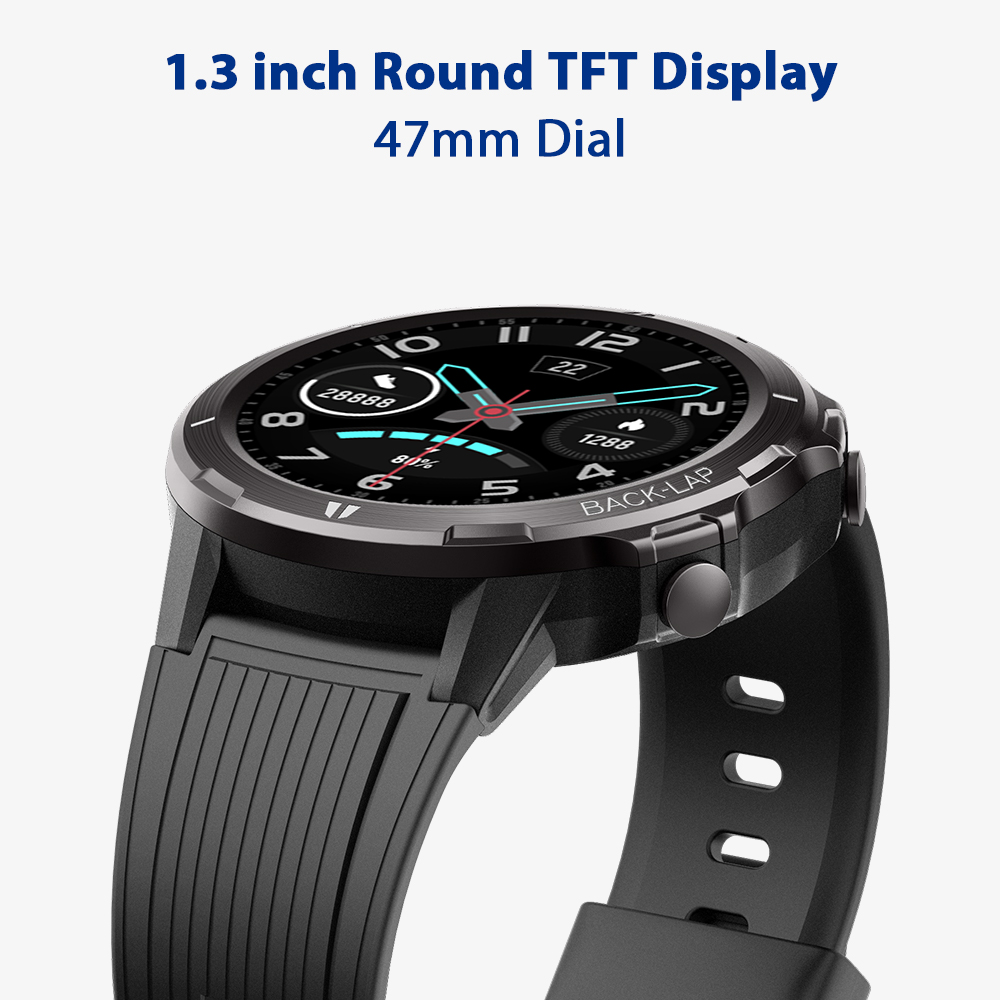 UMIDIGI Uwatch GT Smart Watch 5ATM Waterproof All-Day Heart Rate Activity Tracking Sleep Monitor Ultra-Long Battrey Android iOS 2