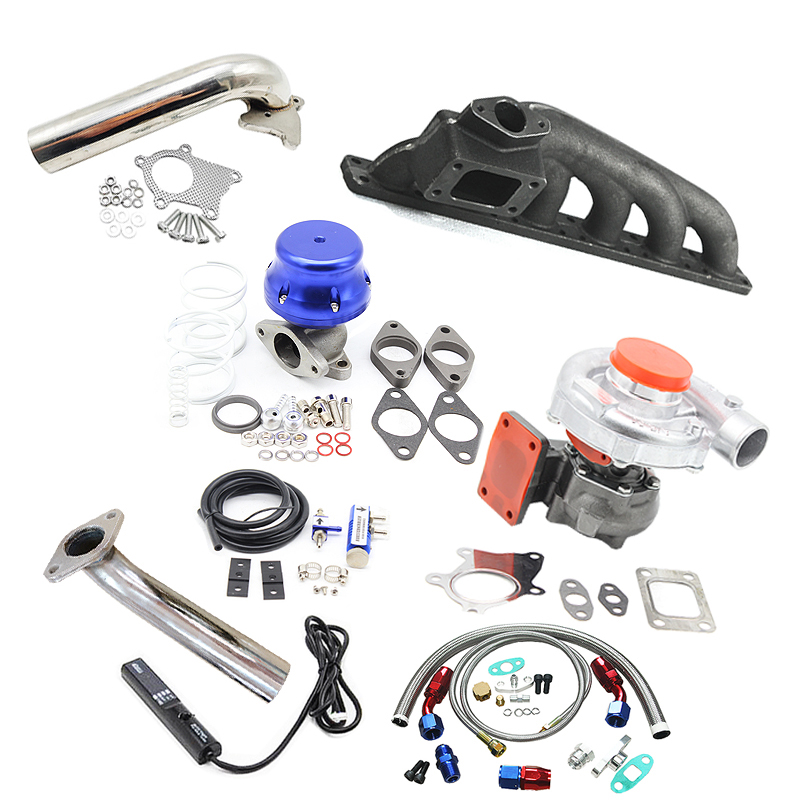 T3/T4 Complete Turbo Kits fit for BM*W E36 E46