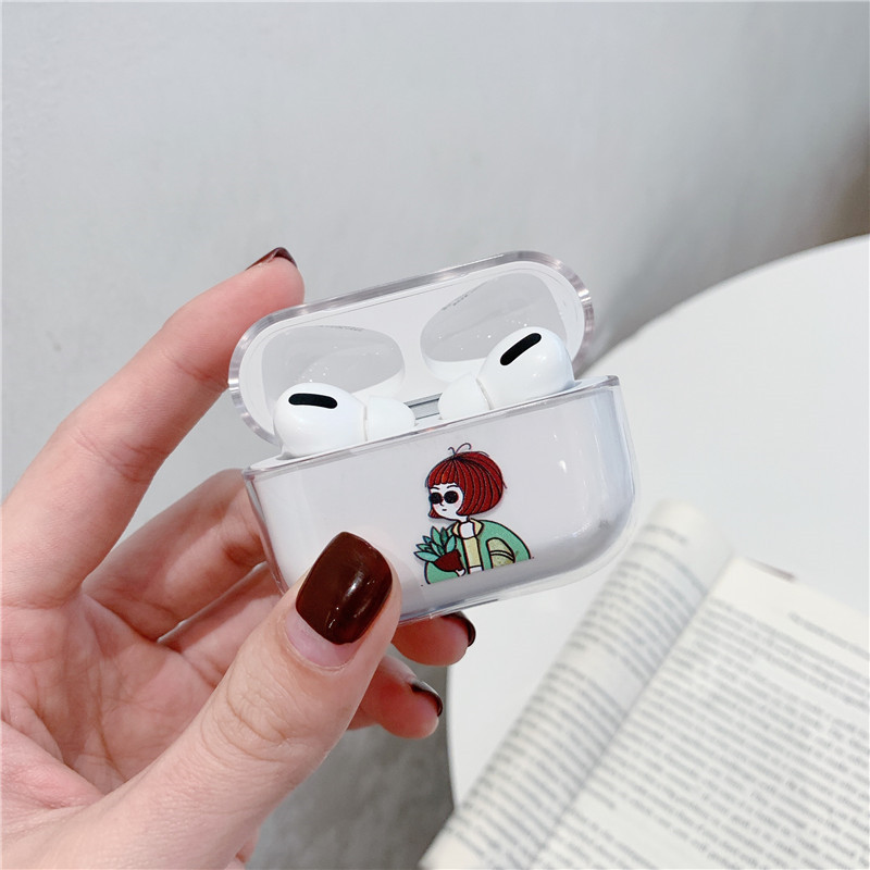 Funny Nostrils Pattern Case for AirPods Pro 15