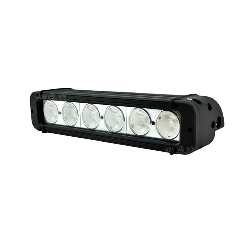 The Vectra Waterproof And Dustproof Truck To Shoot The Light Aluminum Alloy Automobile Lamp 60 W Power LED Strip Light