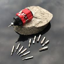 13 в 1 многофункциональная мини комбинированная отвертка уличный
