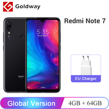 Xiaomi Redmi Note 7 4GB GSM/WCDMA/LTE Quick Charge 3.0 Octa Core Fingerprint Recognition