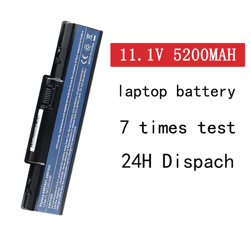 GZSM Laptop Battery 4710 For Acer Aspire 4720 5335Z  Batteries 5338 5536 5542 5542G 5734Z 5735 5740G 7715Z 5737Z 5738 Battery
