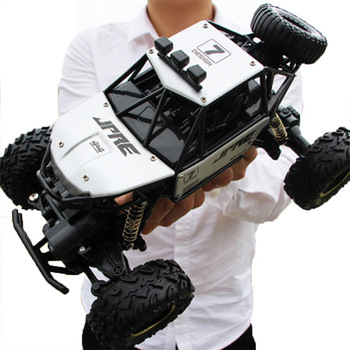 Rc car 1:12 4WD update version 2.4G radio remote control car car toy car high speed truck off-road truck children's toys 16