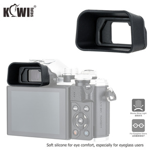 Image 4 - Camera Eyecup Viewfinder Eyepiece for Olympus OM D E M10 Mark III E M5 Mark III E M10 Mark II E M5 Mark II Replaces EP 16 EP 15