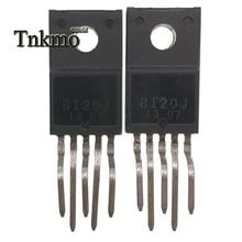 5 個 SI 8120JF TO 220F 5 SI 8120J TO220F 5 8120J 8120 12V 1.5A チップ新とオリジナル