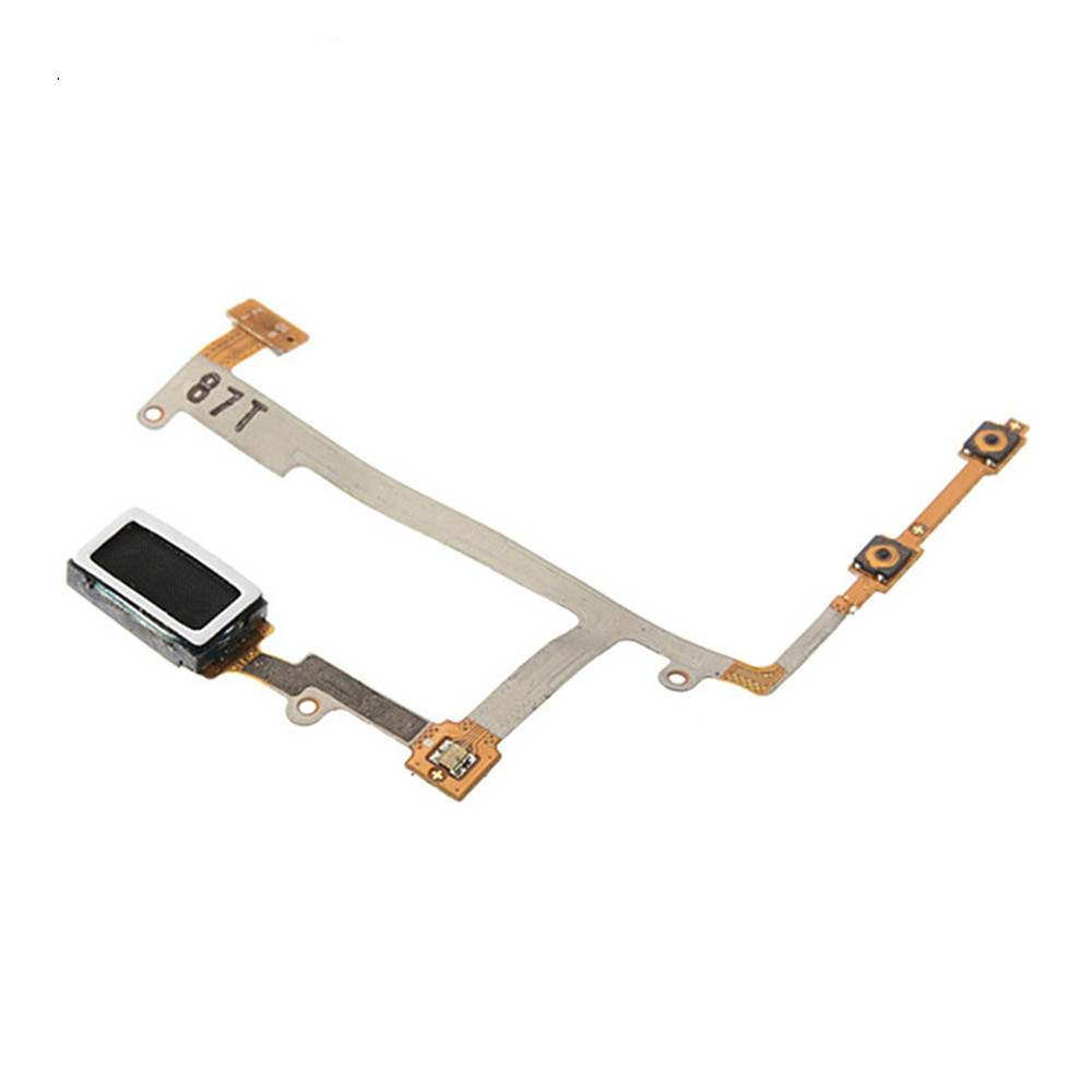 Original Parts Ear Earpiece For Samsung S3 I9300 I9305 I535 I747 L710 T999 Speaker Volume Button Flex Cable Earpiece Audio