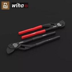 Youpin Wiha высококлещи из углеродистой стали гаечный ключ Быстрая регулировка трудосберегающий дизайн плоскогубцы стабильные 260*60*15 мм