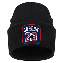 Knitted Cap Skullies Beanies Jordan Sports Breathable Woman Outdoor Print Casual Hedging-Hat