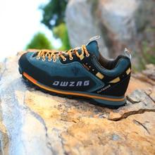 Trekking Sneakers Hiking-Shoes Outdoor Men Climbing-Footwear Male Waterproof Breathable