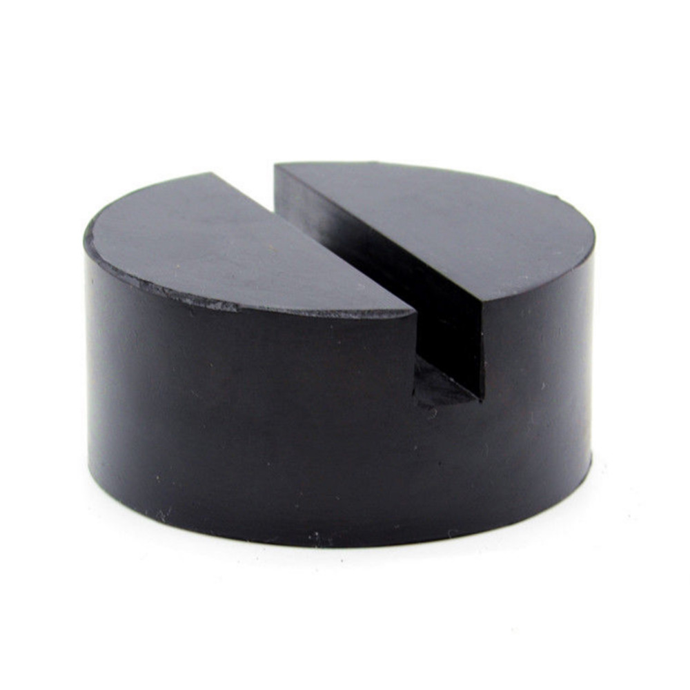 Car Rubber Disc Pad Car Vehicle Jacks Jack Pad Frame Protector Rail Floor Jack Guard Adapter Tool Jacking Lifting Disk