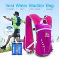 AONIJIE открытый гидратационный пакет для бега  жилет  пакет для воды  мочевого пузыря  сумка для спорта  бега  пешего туризма  велоспорта  скало...