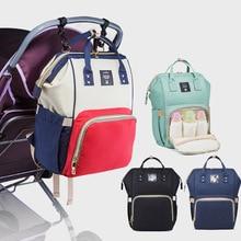 Baby Diaper Backpack Multi-functional Newborn Care Bag  Insulation Mummy Baby Bags Waterproof Wet Dry Diaper Backpacks недорого