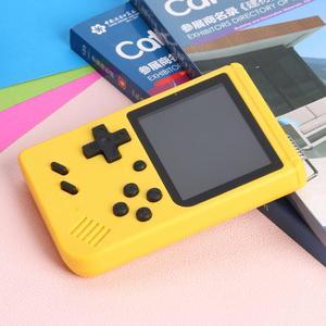 Image 3 - ポータブルミニビデオゲームプレーヤー8 ビット内蔵400クラシックゲーム3.0インチtftレトロポケットゲームコンソール
