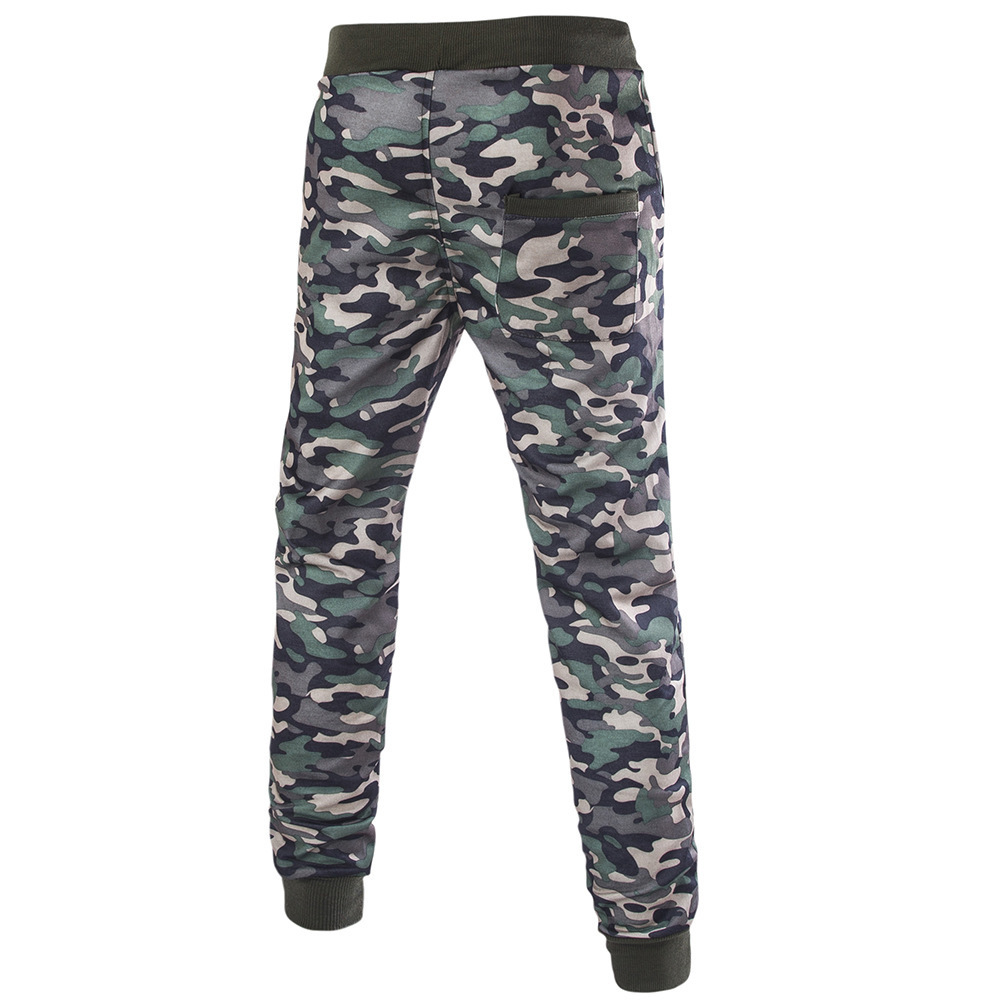 Men New Style Camouflage Athletic Pants Casual Versatile Athletic Pants Special Offer Camouflage Trousers Y135