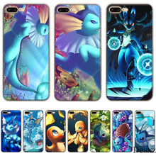 Phone Case Charizard Squirtle Vaporeon Pokemons for iPhone 8 7 6 6S Plus iPhone 11 Pro X XS XR MAX 5 5S SE Cover(China)