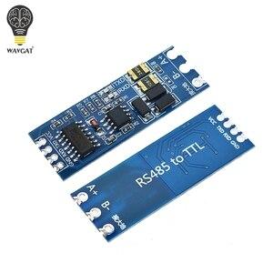 Image 5 - TTL לפנות RS485 מודול חומרה אוטומטי זרימת בקרת מודול סידורי UART רמת הדדי המרת אספקת חשמל מודול 3.3V 5V