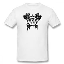 2019 Mens Basic Short Sleeve T-Shirt 3D Print t shirt World Of Warcraft Drawing Cotton Funny T-shirt homme Top Tees