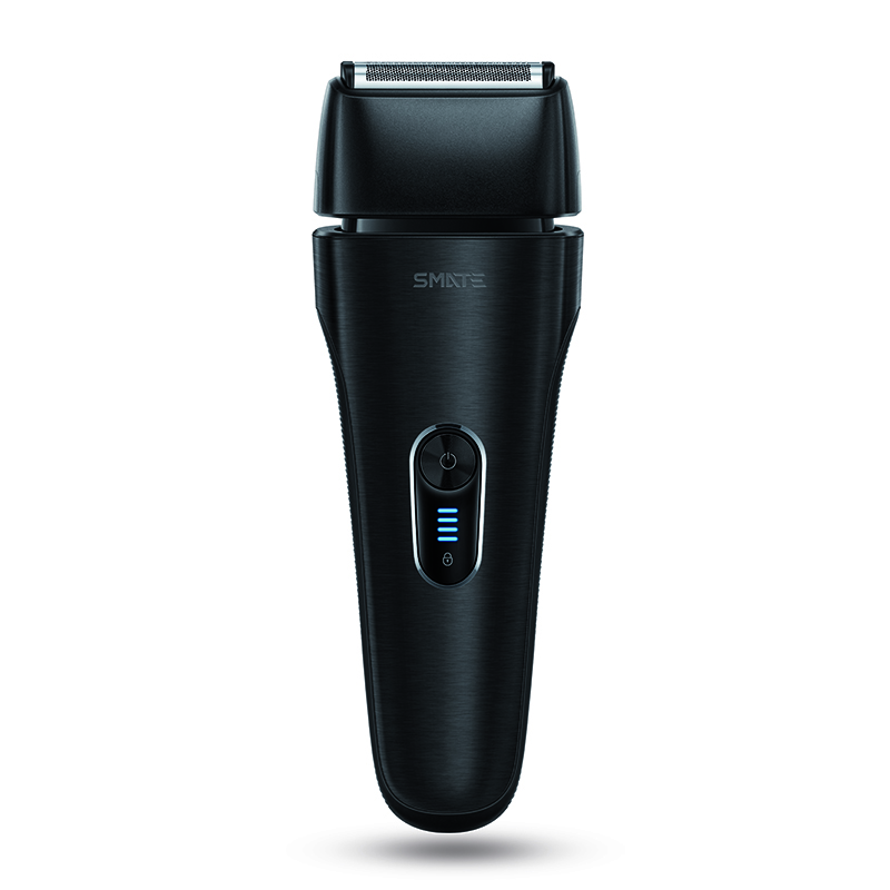 Smate Shaver Electric Floating Reciprocating Men Washable USB Rechargeable Shave Smart Control Waterproof Beard Machine Gift