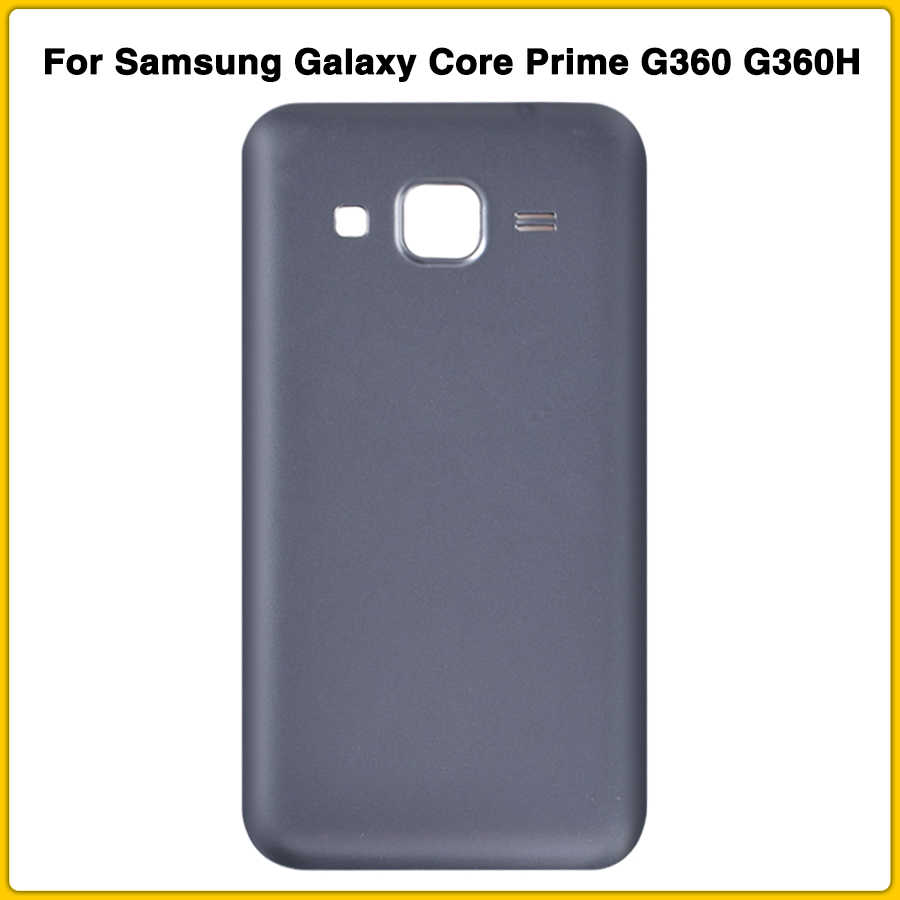 new Rear Housing case For Samsung Galaxy Core Prime G360 G360H G360F Cover G361 G361F Battery Back Cover Door Rear Cover Chassis