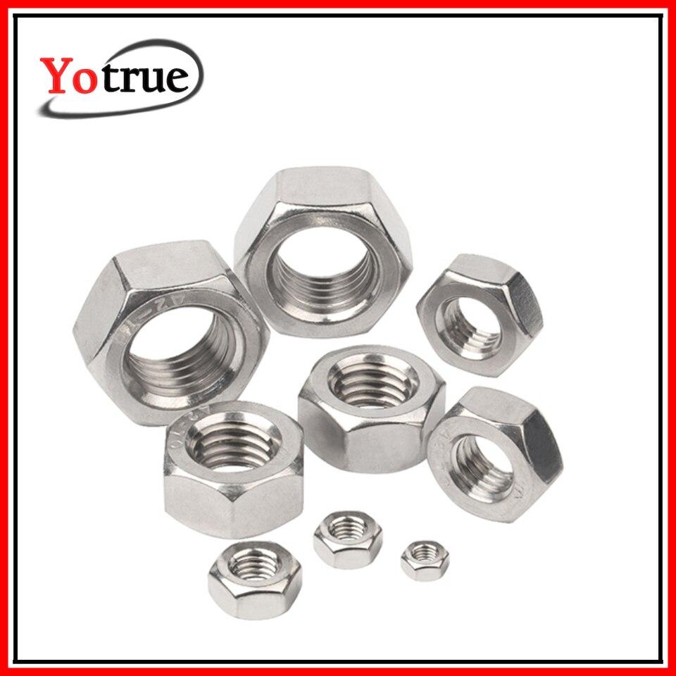 10/pieza Tornillos Cil/índricos con muesca hexagonal M8/DIN 912/Acero Inoxidable, A2, V2/A