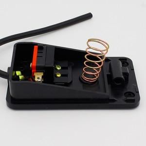 Image 4 - IMC Hot SPDT antypoślizgowy metalowy chwilowy elektryczny przełącznik nożny