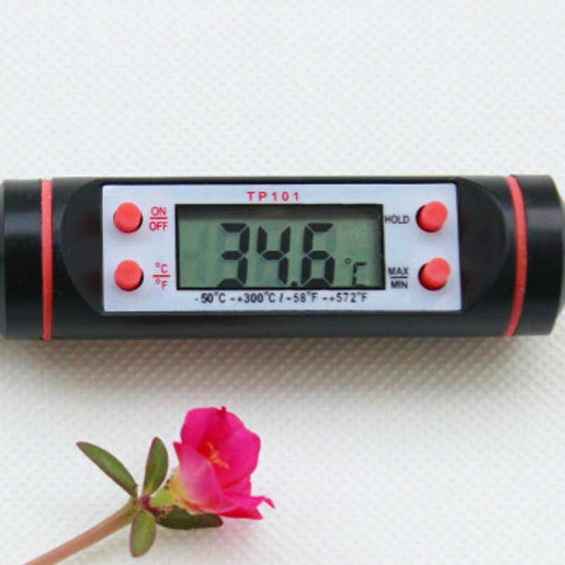 Termometro Strumento Elettronico Digitale Da Cucina di Cottura Della Carne Della Sonda Latte Acqua Termometro di Carne Senza Fili Cucina BARBECUE Strumenti