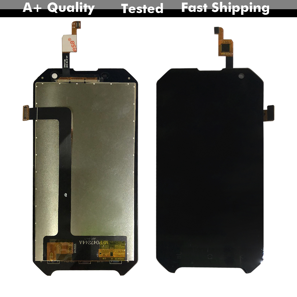 4.7 inch <font><b>Lcd</b></font> For Blackview BV6000S <font><b>BV6000</b></font> <font><b>LCD</b></font> Display +Touch Screen Digitizer Assembly 1280x720 image