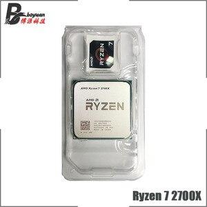 Image 1 - AMD Ryzen 7 2700X R7 2700X 3.7 GHz Eight Core Sinteen Thread CPU Processor L2=4M L3=16M 105W YD270XBGM88AF Socket AM4