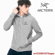 High Quality New Original Brand ARCTERYX Hoodies Men Fashion Mans Sweatshirts 100% Cotton Men's Hoodie 1AX3(China)