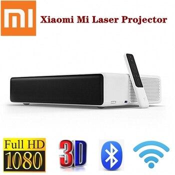 Proiettore Laser Xiaomi MIJIA Full HD 1080P Android TV 5000 lumen Prejector alpine 1920x1080 bluetooth Wi-Fi