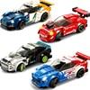 Racing Cars Riding Model City Vehicle Building Blocks Brick Racing Moc Creative Model Garage Set Educational Toys For Kids Gift